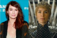 "Here's Why You Didn't See Lena Headey At The ""Game Of Thrones"" Premiere"